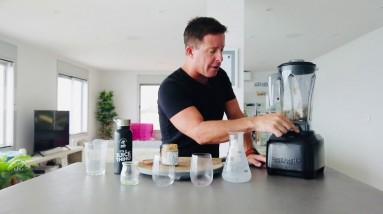 Juice Along With Jason — Fruit & Nutcase Super Blend