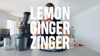 Juice Along With Jason - The Classics: Lemon Ginger Zinger
