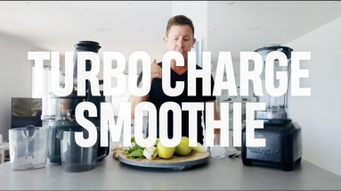 Juice Along With Jason - The Classics: Turbo Charge Smoothie