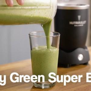 Minty Green Super Blend